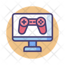 Computer Games Icon