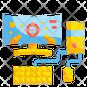 Computer Gaming Computer Multimedia Icon