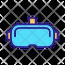 Computer Glasses Icon