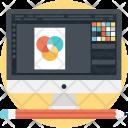 Creative Search Design Icon