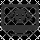 Computer Hacking Hacker Icon