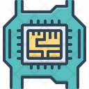 Computer Hardware Electronic Circuit Icon