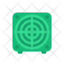 Computer Hardware Technology Icon