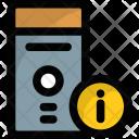 Computer info Icon