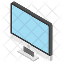 Computer Lcd Desktop Display Screen Icon