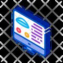 Computer Vision Analysis Icon