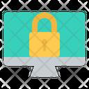 Computer Lock Computer Password Computer Security Icon