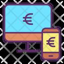 Mcomputer Money Computer Money Online Transfer Icon