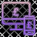 Computer Money Icon