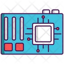 Computer Motherboard Icon