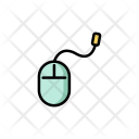 Computer Mouse Device Icon