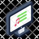 Computer Player Computer Media Online Media Icon