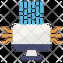Computer Technology Ai Icon