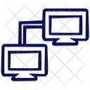 Computer Network Network Computer Icon