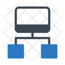 Network Connection Computer Icon