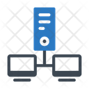 Computer Network Connection Icon