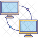 Computer Network Local Area Network Network Diagram Icon