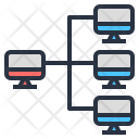 Network Computer Internet Icon