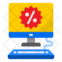 Computer Offer Icon