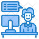 Chat Inbox Message Icon