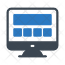 Computer Password Icon
