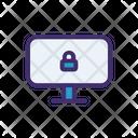 Password Security Lock Icon