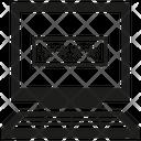 Password Desktop Computer Icon