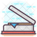 Computer Photo Scanner Icon