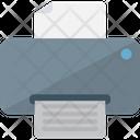 Computer Printer Icon