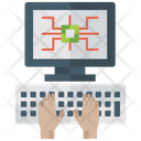 Computer Programming Icon