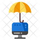 System Risk Danger Icon