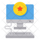Computer Rating Icon