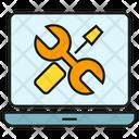 Computer Repair Tools Setting Icon