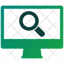 Computer Scan Icon