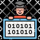 Computer Science Degree Graduation Degree Icon