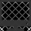 Computer Screen Display Computer Icon