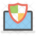 Computer Shield Protection Icon