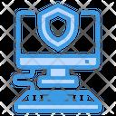 Security Computer Shield Icon