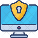Monitoring Report Cyber Icon