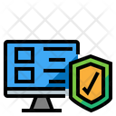 Security Protection Shiled Icon