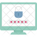 Account Authorization Login Password Password Access Icon