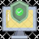 Xmonitor Desk Shield Icon
