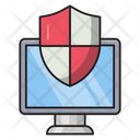Security Shield Screen Icon