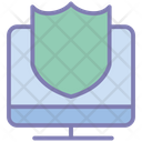 Computer Security Network Security Lock Icon