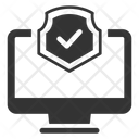 Computer Security Protection Icon