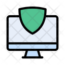 Internet Security Protection Icon
