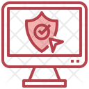 Computer Security Computer Password Computer Protection Icon