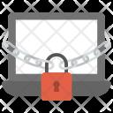 Computer Security Concept Icon