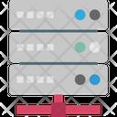 Computer Server Database Database Server Icon