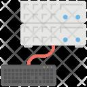 Computer Server Website Icon